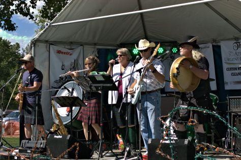 Celtic band, Aztec Celtic Festival, Highland Games,